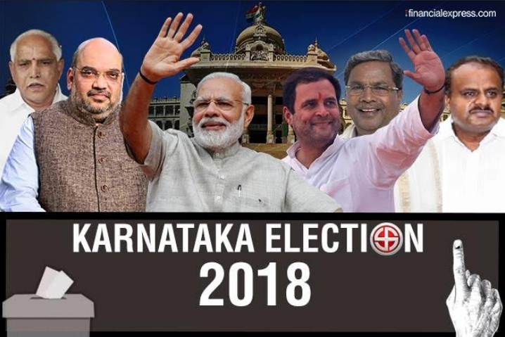 Karnataka Election Results 2018 LIVE: PM Modi Says Verdict a Massive Victory for BJP as Suspense Over Govt Continues