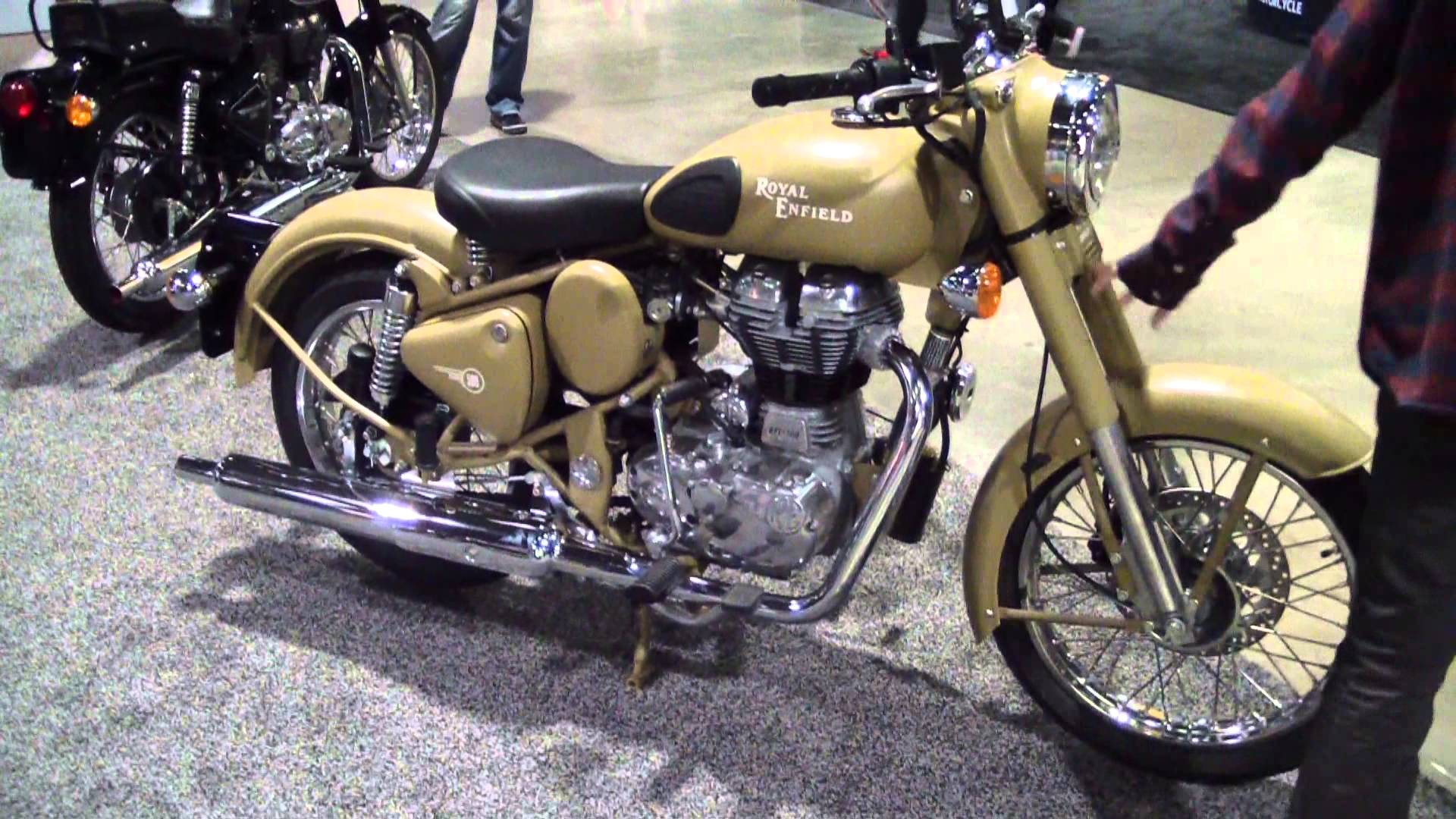 Royal Enfield Classic 500 Unveiled Limited Edition Model Price Specs