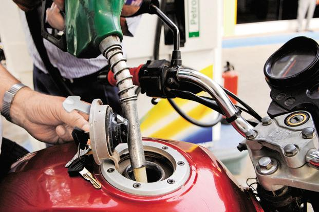 Petrol, diesel prices hiked