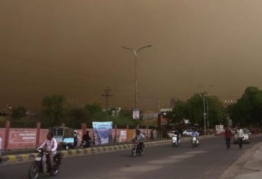 India Meteorological Department issues 5-day alert about heavy rain and storms