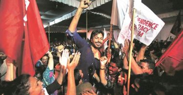 JNUSU Election Result 2018: United Left wins all four posts