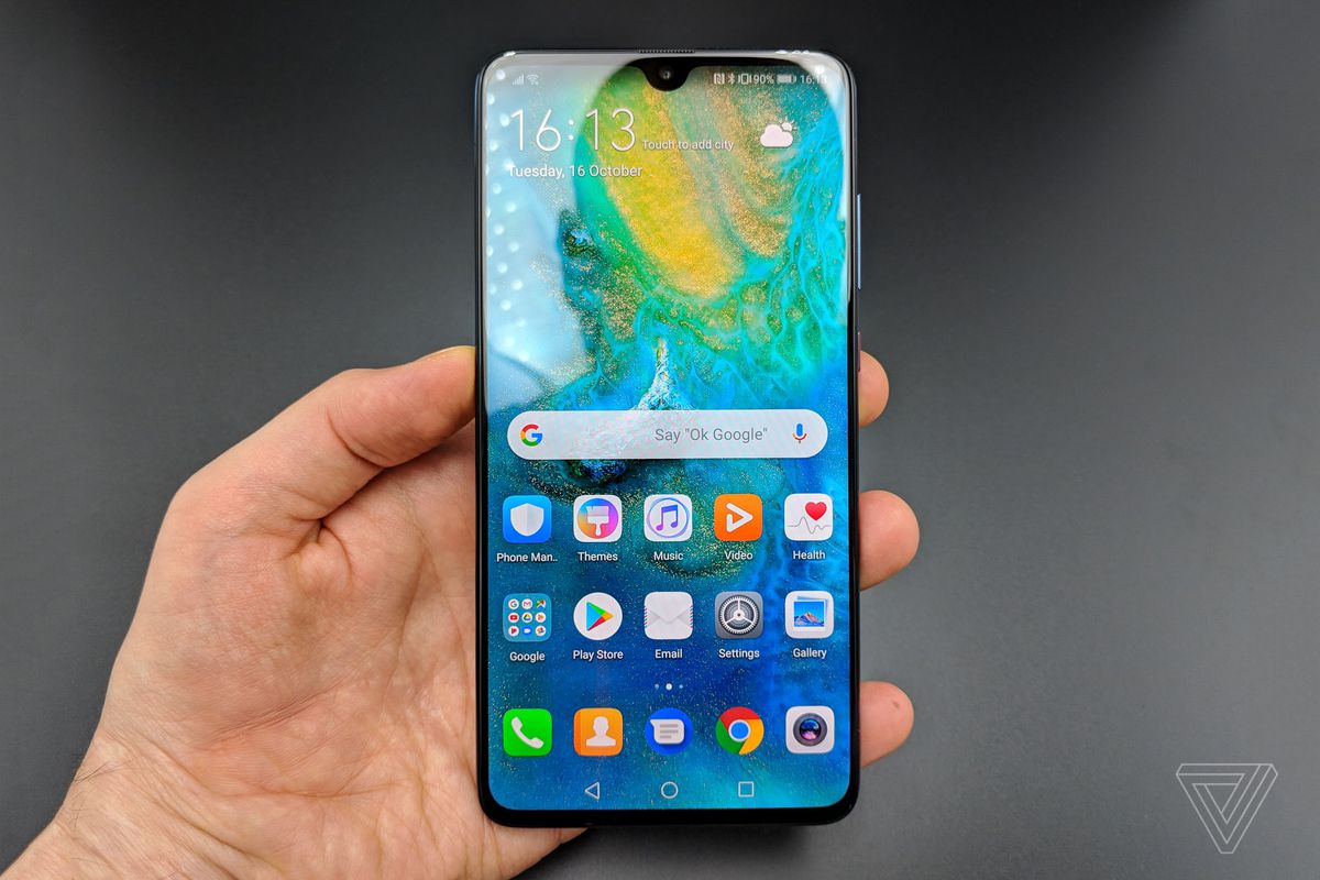 Huawei Mate 20 Pro Specifications Price In India Features