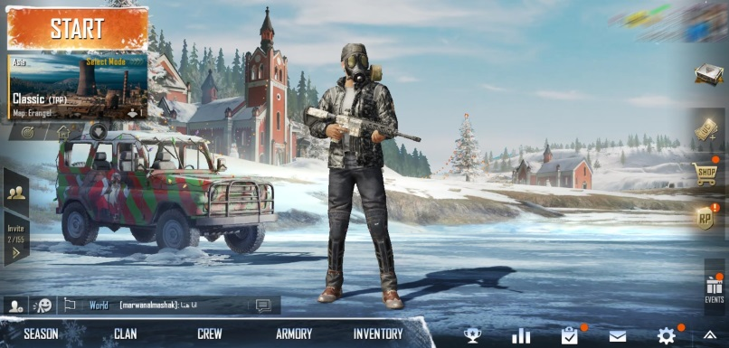 New PUBG Mobile 0 10 0 Update Vikendi map, snow weather