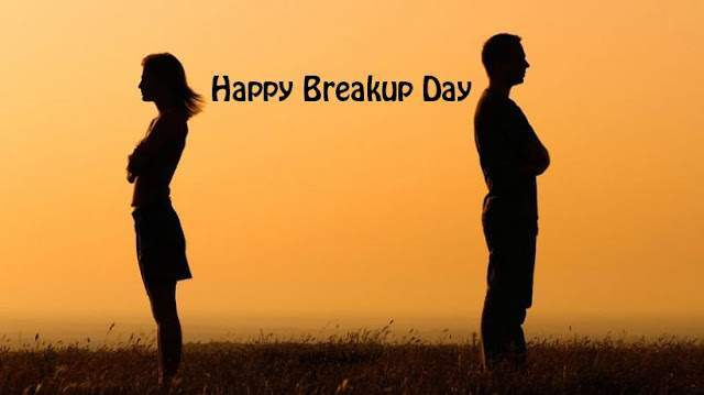 Happy Breakup Day 2019 Messages, SMS, Quotes, Whatsapp