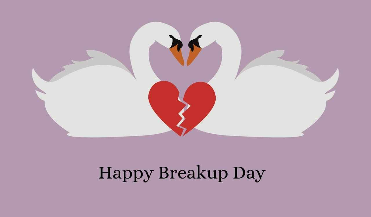 Happy Breakup Day 2019 Messages, SMS, Quotes, Whatsapp Status, Sad