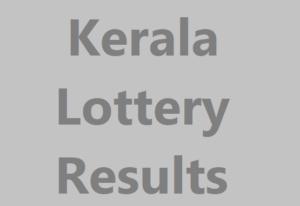 Live: Win Win Lottery W 524 Results 05-08-2019 Kerala Lottery Result
