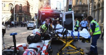 Sydney: Man arrested over multiple stabbings in city centre