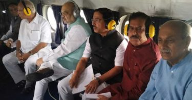 Karnataka floods: Home minister Amit Shah to conduct aerial survey of flood-hit Karnataka today