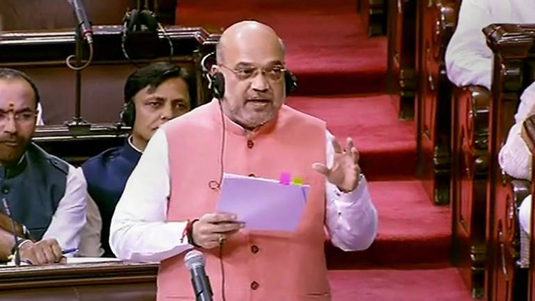 Jammu & Kashmir Live Updates: Removal Of Article 370 Will Result In End Of Terrorism, Says Amit Shah