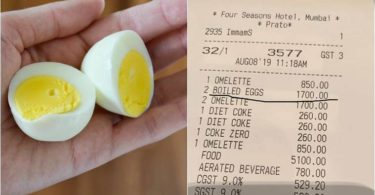 After Rahul Bose, Twitter User Reveals 5-Star Hotel In Mumbai Charged Rs 1,700 For 2 Boiled Eggs