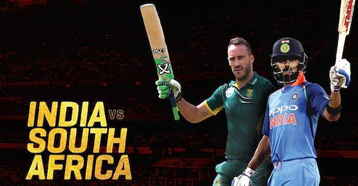 India Vs South Africa Live Streaming 3rd Test Day 1 Match
