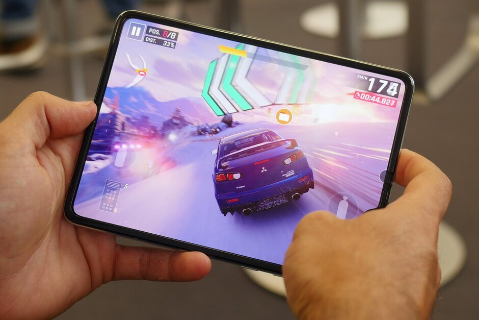 Image result for samsung galaxy fold pre booking